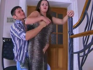 A Mãe Choca Quando O Filho Lhe Fode O Cu. Porn