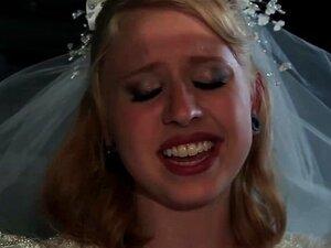 Noiva De BurningAngel Goth-rabo Fodido Pela BBC Porn