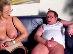Granny Of My Buddy Crazy (2), Porn