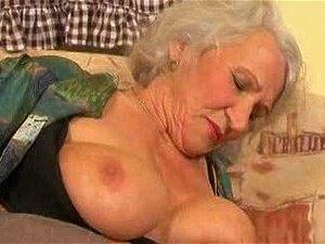 Velha Vovó Norma Still Porra Porn