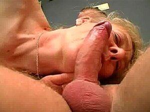 Velha Chupando Um Pau Duro Porn