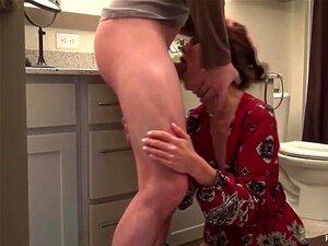 Mamadas De Enteada E Uma Limpeza Facial Porn