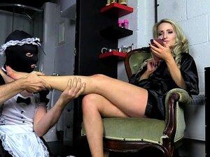 Foot Stomping Fun Femdom Tube Girl In Control Porn