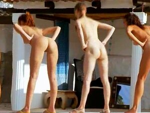 Seis Adolescentes Nuas Na Piscina Da Rússia Porn