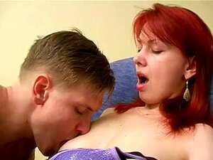 Ruiva Madura Porn