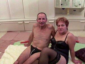 OMA Und Opa Beim Porno Casting Hum Aufzubessern Rente Porn