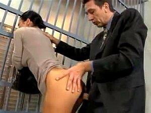Prisão De Sandra Romain Anal Porn