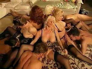 Orgia Alemã Porn