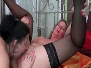 Lésbicas Maduras Com Tesão Fico Loucas Chupando Porn