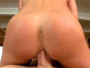 Mamãe Com Buceta Peluda Adorando Sexo Anal Em Vídeo POV Gostoso Em Coleção Porn