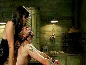 Escravo Do Homem Amarrado No Sexo De Cordas Porn