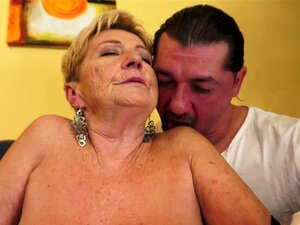 Vovó Fora De Serviço Porn