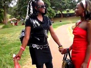 Uau! Como Agradar A Bunda E Buceta Africana? Essas Lésbicas Africanas Será Porn
