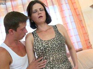 Mãe Madura Amador Fode Seu Menino Porn