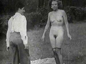 Vídeo De Arquivo Pornô Retrô: Filme Porno Muito Antigo, Porn