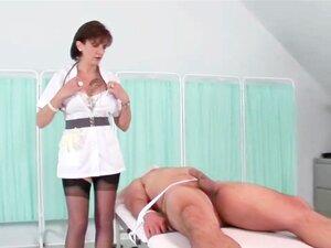 Lady Sonia Tem Strick Instruções Para O Paciente Dela Nua Porn