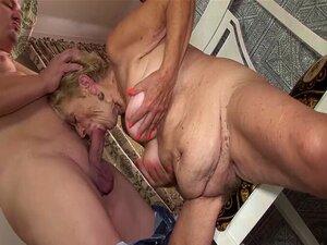 A Avozinha De 89 Anos, Peluda E Grande, é Fodida Em Todas As Posições Sexuais Possíveis. Big Boob Hairy, 89 Anos, A Avó é Fodida Em Todas As Posições Sexuais Possíveis. Porn