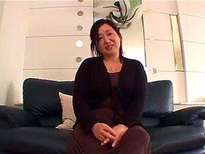 Avózinha Japonesa Creampie Sanae Arai 52 Anos Porn