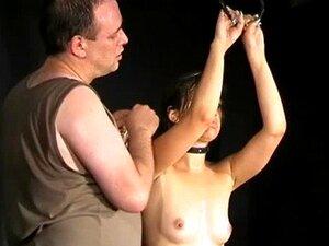 Humilhação E Exercícios Especiais De Escravo Privado Escravizado Em Sm Facial Porn