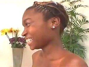Creampie Para A Pequena Rapariga Negra De 18 Anos. Porn