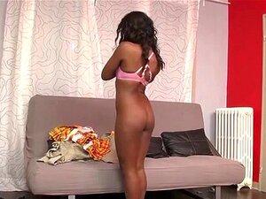 Anaelle Uma Bela Negra Fodida Porn