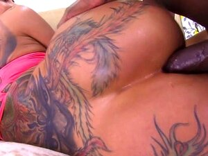 Galo Negro Anal Bunda Grande Tatuagem Querida Porn