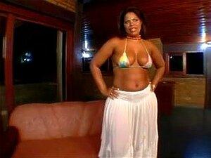 Mulher Bonita Grande Brasileira Moura, Porn