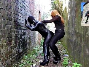 Exótico Amador Femdom, Clip Adult BDSM Porn