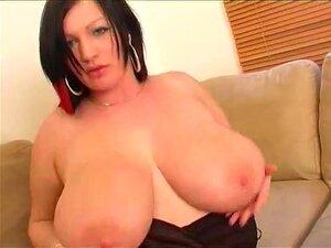 Mulher Bonita Grande Brit Doxy Simone Sendo Fodido Por Equipe, Porn
