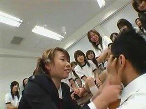 Mais Quente Prostituta Japonesa No Fabuloso Sexo Grupal, Vídeo Peludo JAV Porn