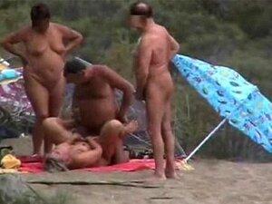 Swingers Na Praia Porn