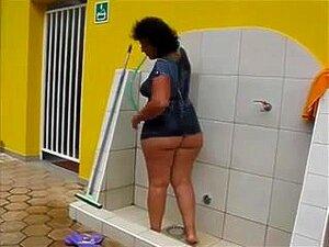 Grannyshower Brasileiro Lá Fora, Porn
