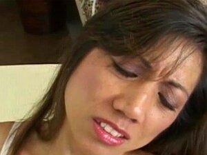 Jill Lamber Uma Boceta Peluda ébano Porn