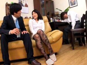 Esposa Japonesa Fodida Por Maridos Colega De Trabalho Porn