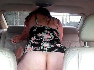 Uma Miúda Velha De 50 Anos Em Kroger. Porn