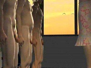 Professor E Alunos De Merda Em 3D Porn