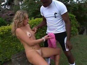 Brazilian Interracial Anal, White Brazilian Milena Santos Lixado Por Darksome Brazilian Bengala. Porn