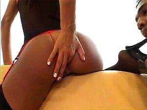 Emanuelle Diniz Nylons Anal Com BBC, Porn