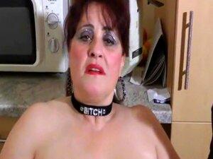 Mijo Bizarro De Látex-Senhora - Perversa, Porn