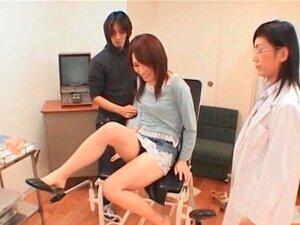 Asiática Puta Paciente Abriu Com O Espéculo No Médico Porn