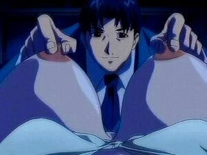 Anime Sensual Managee Fodido No Trabalho Porn