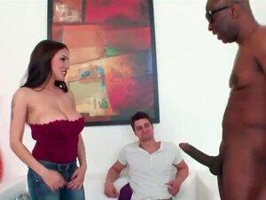Interracial Grupal Latina De BBC Com Big Tit Porn