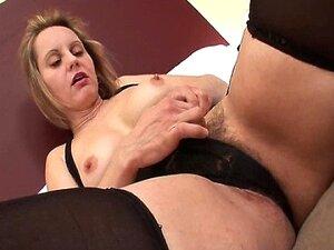 Milf Loira Obtém BBC Fodida Porn