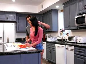Twistys - Food Fuck-Gina Valentina, Donnie Rock Porn
