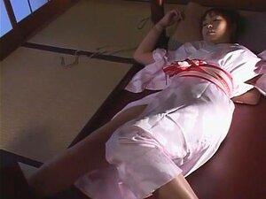Gata Japonesa Aya Shirayuki Em DildosToys Louco, Filme De Big Tits JAV Porn