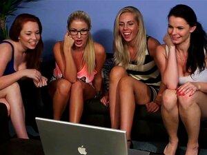 Diversão De Grupo CFNM Com Tasha Holz E Amigos Porn