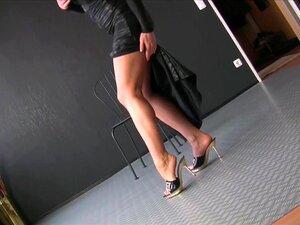 Fetiche Por Pés De Salto Alto Loira MILF Porn