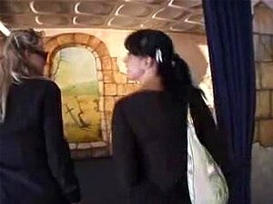 Federica Tommasi E Luna No Cinema Por TROC, Porn