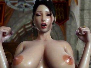 Hentai Bela Princesa E Um Animal áspero Porn