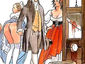 Os Famosos Boleros Eróticos De Manara E Ravel Porn